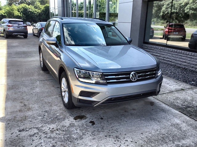 New 2020 Volkswagen Tiguan S with 4MOTION® AWD 4D Sport Utility 4Motion
