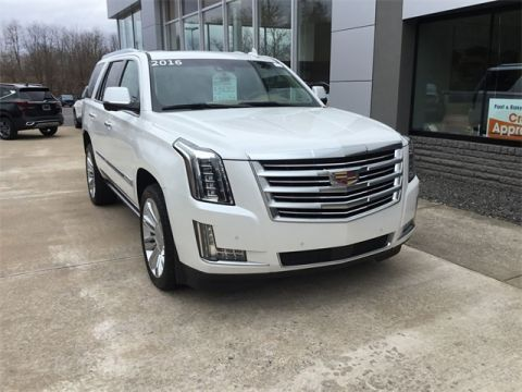 2016 Cadillac Escalade Platinum Edition